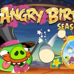 Nová magická aktualizace pro Angry Birds Seasons