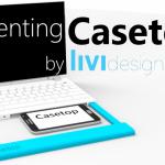 Casetop – netbookový dock pro libovolný chytrý telefon