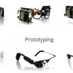 Evoluce vývoje Google Glass obrazem