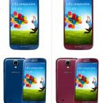 Samsung prodal 10 milionů kusů Galaxy S 4; brzy přijdou nové barevné varianty