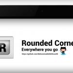 RoundR – zaoblete Android. Zn. jednoduše
