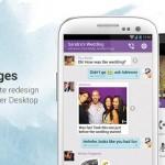 Viber dostal holo vzhled a uvedl verzi pro desktop