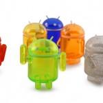 Infografika: Co se stane v Androidu během hodiny?