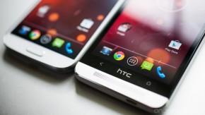 Google edition Samsung Galaxy S4 HTC One