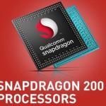 Qualcomm představil šest levných procesorů Snapdragon 200