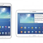 Samsung oznámil osmipalcový a desetipalcový Galaxy Tab 3