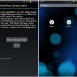 XDA: USB Mass Storage pro vybraná zařízení od Samsungu