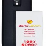 Největší baterie pro Samsung Galaxy S4 má kapacitu 7500 mAh