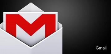 Aktualizace Gmailu