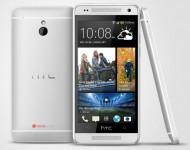 HTC One Mini silver
