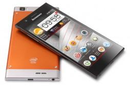 Lenovo K900 Orange 1