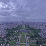 Vychutnejte si pohled na Paříž z Eiffelovy věže v Google Street View