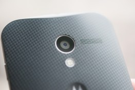 Motorola X detail