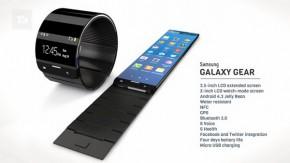 Galaxy Gear koncept
