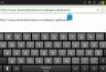 Plnohodnotná česká qwertz klávesnice pro Android