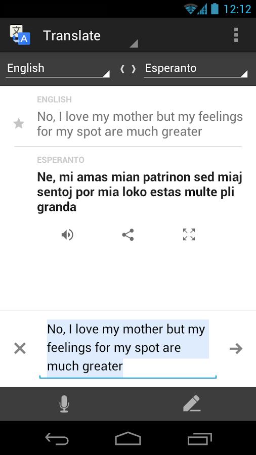 Překladač Google