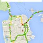 Google Mapy nabídnou data z komunitní navigace Waze