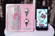 HTC BUtterfly S Hello Kitty edice