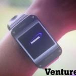 Prototyp chytrých hodinek Galaxy Gear