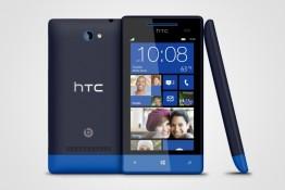 HTC Windows Phone 8S Atlantic Blue