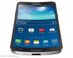 Samsung Galaxy Round 1