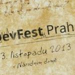 DevFest Praha 2013: vývojáři jsou zase tady