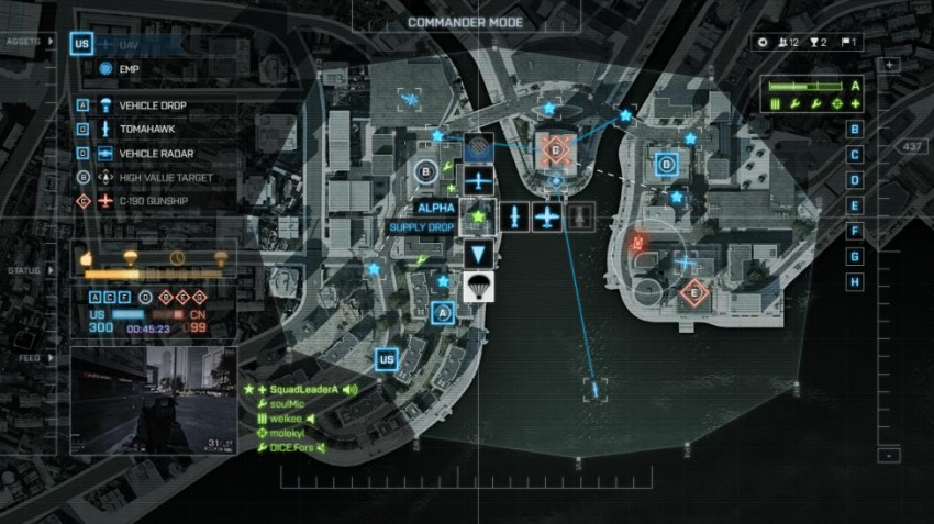 Battlefield 4 Command