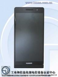 Huawei Ascend P6S Tenaa1