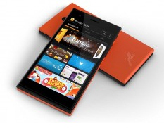 Jolla smartphone orange