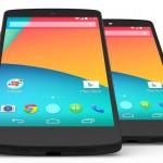 Nexus 5 se měl podle LG jmenovat Nexus G, Google to ale zamítl