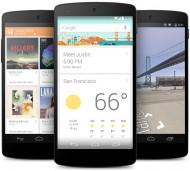 Nexus 5 screens