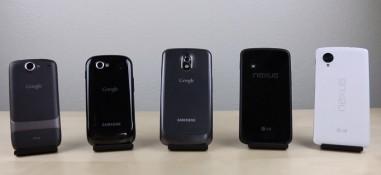 Nexus smartphones preview