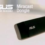 Asus Miracast Dongle – streamování obrazu z Androidu do televize
