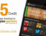 Amazon Appstore bonus