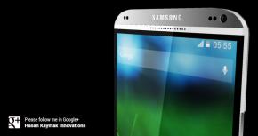 Samsung Galaxy S5 koncept3