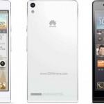 Huawei v tichosti představil Ascend P6 S