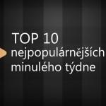 Top 10 nejpopulárnějších her minulého týdne | 9. týden