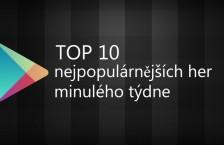 Top 10 nejpopulárnějších her minulého týdne | 5. týden