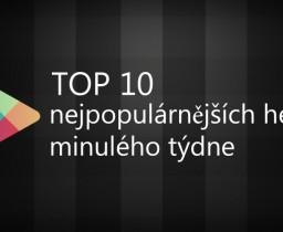 TOP 10 nejpopulárnějších her|4. týden