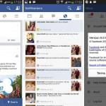 Aktualizace aplikace Facebook přináší nový vzled