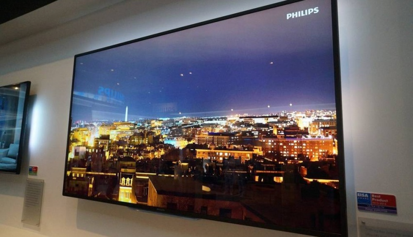 Phillips televizor UHD