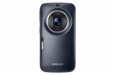Galaxy K zoom_Charcoal Black_02(Lens open)