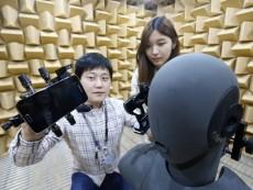 Testování zvuku přístroje