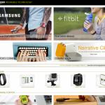 Amazon spustil vlastní eshop s Wearables zařízeními