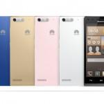 Huawei zahájil v ČR prodej smartphonu Ascend G6