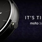 Chytré hodinky Moto 360 se představují na oficiálním promo videu