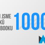Děkujeme za podporu 10 000 FB fanouškům