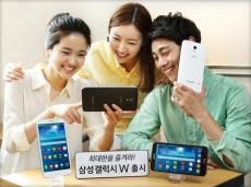 7-inch Samsung Galaxy W 2014