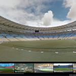 Stadiony pro MS 2014 ve fotbale si můžete prohlédnout na Google Street