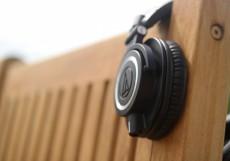 Audio-technica ATH-M50x 1
